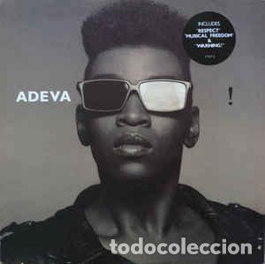 ADEVA - ADEVA! (Música - Discos de Vinilo - Maxi Singles - Techno, Trance y House)