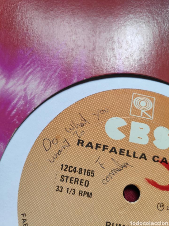 Discos de vinilo: Raffaella Carrá - Rumore - Edición Canadiense - 12 - Maxi - Foto 3 - 202526153
