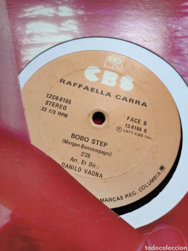 Discos de vinilo: Raffaella Carrá - Rumore - Edición Canadiense - 12 - Maxi - Foto 5 - 202526153