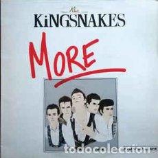 Discos de vinilo: THE KINGSNAKES - MORE. Lote 202526847
