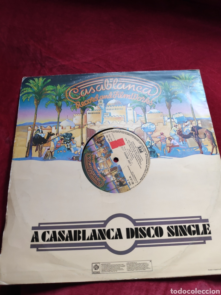 Discos de vinilo: Patrick Juvet - Vinilo americano 12 - Maxi - I love america + Swiss Kiss maxi - Ed. Americana - Foto 4 - 202528946
