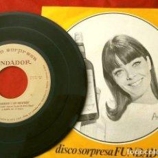Discos de vinilo: TONY JACKSON Y LOS SHOWMEN (EP. 1964 FUNDADOR) TU SERAS MI BABY - LA BAMBA - PLEASE PLEASE ME. Lote 202535863