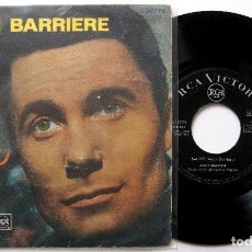Discos de vinilo: ALAIN BARRIÈRE - MA VIE + 2 - EP RCA VICTOR 1964 BPY. Lote 202545296