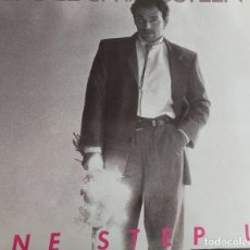 Discos de vinilo: BRUCE PRINGSTEEN, MAXI SINGLE ONE STEP UP. Lote 202564195