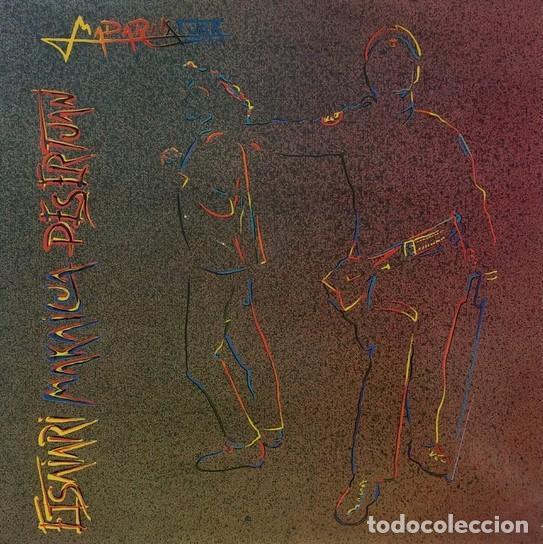 LP ETSAIAN MAKAILUA DESERTUAN - MADARIKATUAK - PUNK - ALTERNATIVE ROCK-ORIGINAL 1987 (Música - Discos - LP Vinilo - Punk - Hard Core)