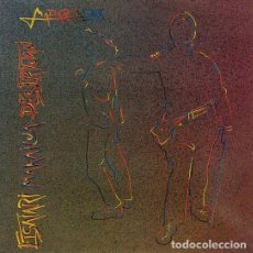 Discos de vinilo: LP ETSAIAN MAKAILUA DESERTUAN - MADARIKATUAK - PUNK - ALTERNATIVE ROCK-ORIGINAL 1987. Lote 202590645