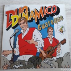 Discos de vinilo: DUO DINÁMICO MAXI SINGLE GUATEQUE 4 1989. Lote 202594556