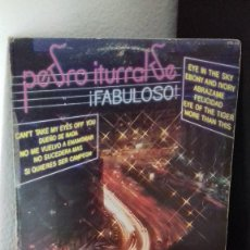 Dischi in vinile: PEDRO ITURRALDE LP HISPAVOX 1982 LP (ESTA PROBADO) Nº8 -S,B. Lote 202600540