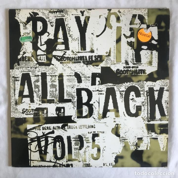 Discos de vinilo: Pay It All Back Vol. 5 UK 2LP 1995 - Foto 1 - 202604836