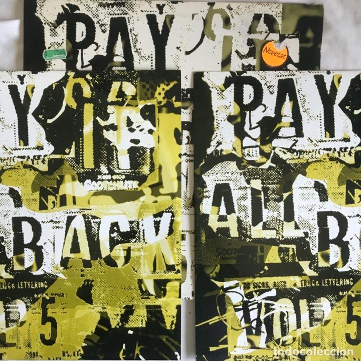 Discos de vinilo: Pay It All Back Vol. 5 UK 2LP 1995 - Foto 3 - 202604836