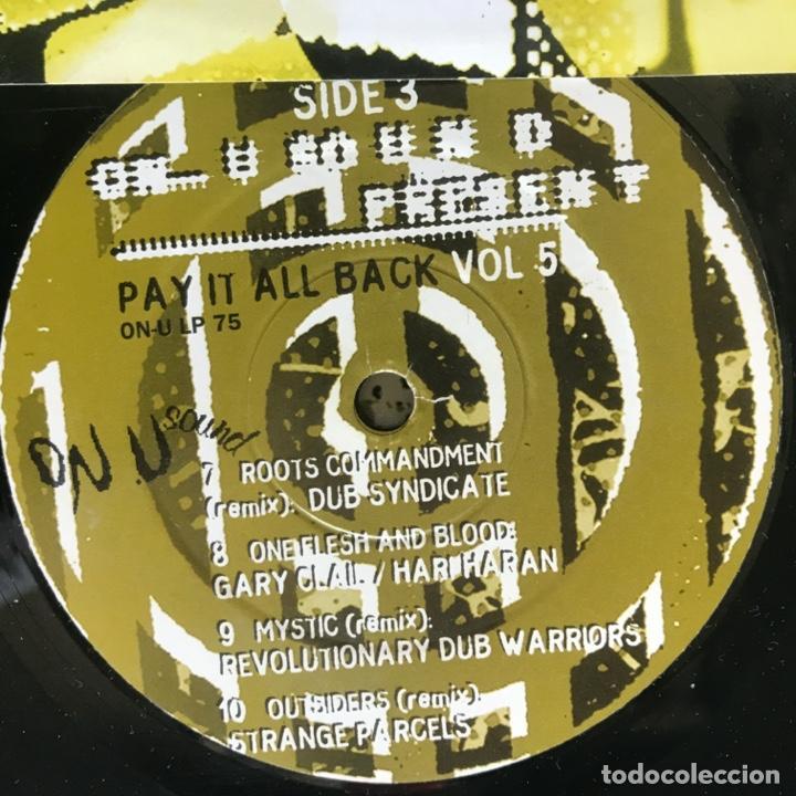 Discos de vinilo: Pay It All Back Vol. 5 UK 2LP 1995 - Foto 6 - 202604836