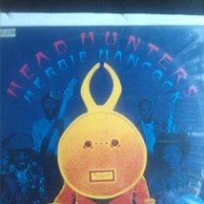 Discos de vinilo: HERBIE HANCOCK - HEAD HUNTERS. Lote 202622375