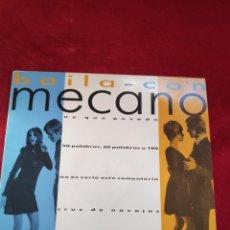 Discos de vinilo: BAILA CON MECANO - DANCE WITH MECANO - PROMO. Lote 202630035