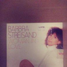 Discos de vinilo: BARBRA STREISAND. WOMAN IN LOVE. Lote 202648991