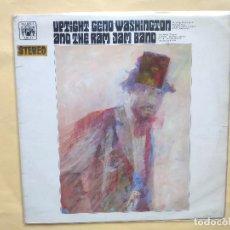 Discos de vinilo: GENO WASHINGTON & THE RAM JAM BAND - UPTIGHT. Lote 202658660