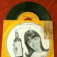 Discos de vinilo: LOS H. H. (EP. 1967 FUNDADOR) AQUEL AMANECER DE MAYO - RIO SIN FIN - VETE DONDE QUIERAS - LA TONADA. Lote 202672497