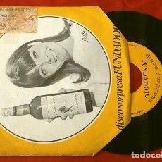 Discos de vinilo: LOS BOHEMIOS (EP. 1967 FUNDADOR) CANCIONES PARA BAILAR - LA FELICIDAD - SUSIE Q - OTRA VEZ SOÑE. Lote 202673116