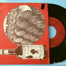 Discos de vinilo: IVA ZANICCHI Y FAUSTO LEALI (EP. FUNDADOR 1969) XIX FESTIVAL SAN REMO - ZINGARA, IO SOGNO, UN'ORA FA. Lote 202677300