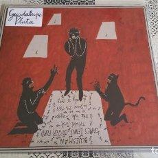 Discos de vinilo: LP GUADALUPE PLATA EVERLASTING RECORDS 2015. Lote 202679735