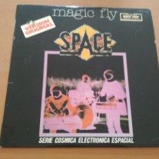 Discos de vinilo: SPACE MAGIC FLY LP SPAIN SERIE COSMICA ESPACIAL 1977. Lote 202687230