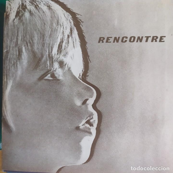 RENCONTRE: FRANCO CATALANE DE CHORALES, AGERMANATS,FUM FUM FUM,BRING BACK + 4 MUY RARO (Música - Discos de Vinilo - EPs - Étnicas y Músicas del Mundo)