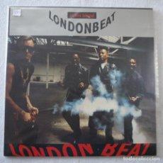 Discos de vinil: LONDON BEAT - IN THE BLOOD - LP 1990. Lote 202696358