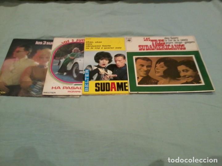 LOTE DE 101 SINGLES Y EP'S ESPAÑOLES VER LISTA (Música - Discos de Vinilo - EPs - Grupos Españoles de los 70 y 80)