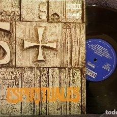 Discos de vinilo: EPS - ESPIRITUALES - THE MUSIC MASTERS NUEVA YORK - ED. ESP SUSCRIPTORES CIRCULO DE LECTORES. Lote 202713367
