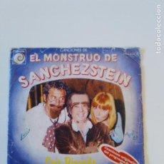Discos de vinilo: EL MONSTRUO DE SANCHEZSTEIN LUIS RICARDO / CANTIDUBI DUBI DU ( 1978 NOVOLA ESPAÑA ). Lote 220901340