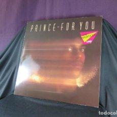Disques de vinyle: PRINCE-FOR YOU (LP-VINILO) AÑO 1977 MUY BUEN ESTADO,COMO NUEVO. Lote 202724805