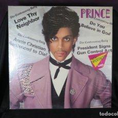 Disques de vinyle: PRINCE CONTROVERSY (LP-VINILO) AÑO 1981-MUY BUEN ESTADO,COMO NUEVO. Lote 202724905