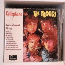 Discos de vinilo: TROGGS - CELLOPHANE - ORIGINAL ESPAÑOL. Lote 202733950