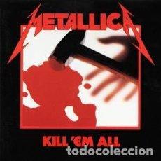 Disques de vinyle: METALLICA – KILL 'EM ALL -LP / MFN--. Lote 253685860