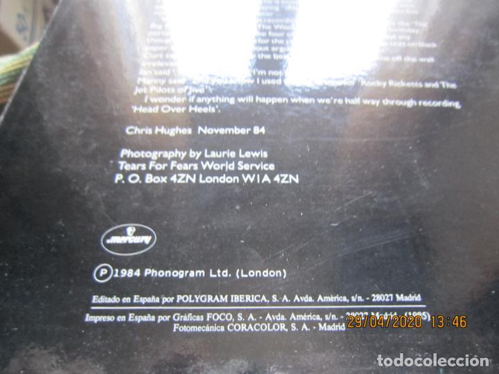 Discos de vinilo: TEARS FOR FEARS - SHOUT REMIX VERSION -45 R.P.M. MAXI - ORIGINAL MERCURY 1984 MUY NUEVO (5) - Foto 3 - 202744283