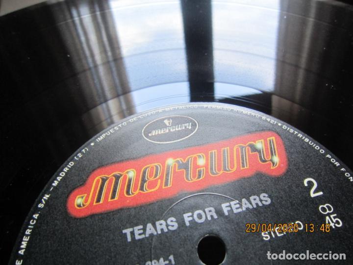 Discos de vinilo: TEARS FOR FEARS - SHOUT REMIX VERSION -45 R.P.M. MAXI - ORIGINAL MERCURY 1984 MUY NUEVO (5) - Foto 11 - 202744283
