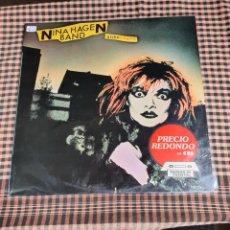 Discos de vinilo: NINA HAGEN BAND, 1979.. Lote 202751236
