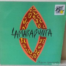 Discos de vinilo: LA MARABUNTA - SOY UN IGNORANTE MAXI 12 R C A - 1993. Lote 202753853