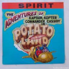 Discos de vinilo: SPIRIT. THE ADVENTURES OF... WEA, S 90.488. ESPAÑA 1981. FUNDA EX. DISCO EX.. Lote 202755690