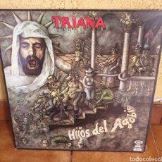 Discos de vinilo: TRIANA, HIJOS DEL AGOBIO. Lote 202757621