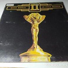 Discos de vinilo: LP - VINILO - ROSE ROYCE – IN FULL BLOOM - WH 3074 ( VG+- VG) USA ( 1º EDICION) 1977. Lote 202760122