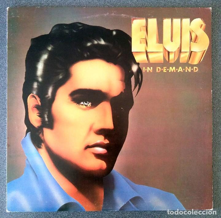 LP ELVIS IN DEMAND (Música - Discos - LP Vinilo - Rock & Roll)
