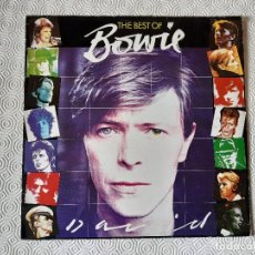 Dischi in vinile: LP VINILO THE BEST OF BOWIE. K-TEL 1980.. Lote 202764835