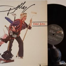 Discos de vinilo: DOLLY 9 TO 5 AND ODD JOBS - NEW YORK USA. Lote 202796115