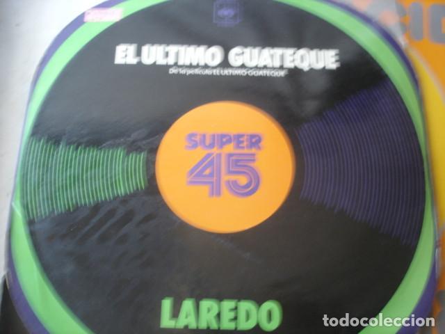 LAREDO – EL ULTIMO GUATEQUE (Música - Discos de Vinilo - Maxi Singles - Bandas Sonoras y Actores)