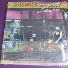 Disques de vinyle: CHISWICK COLLECTION LP PRECINTADO 1980 - PUNK NEW WAVE - THE NIPS - DISGUISE - STIFF ALL STARS - ETC. Lote 202797916