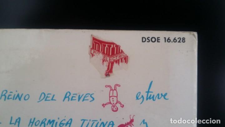 Discos de vinilo: ** LUIS AGUILE - CANTA PARA LOS NIÑOS - EL BRUJITO DE GULUGU + 3 - EP 1964 - LEER DESCRIPCIÓN - Foto 2 - 132455470