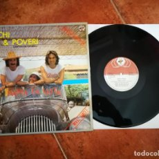Discos de vinilo: RICCHI E POVERI HASTA LA VISTA CANTAN EN ESPAÑOL MAXI SINGLE VINILO ESPAÑA DEL AÑO 1984 2 TEMAS. Lote 202807401