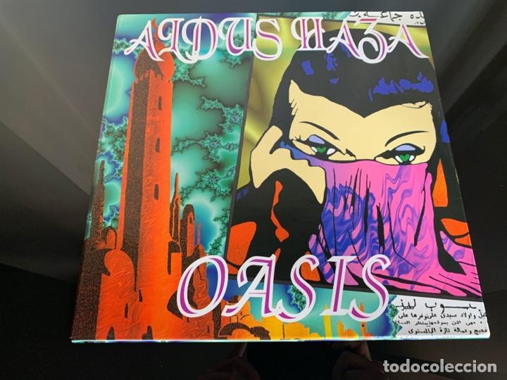 ALDUS HAZA – OASIS 1994 (Música - Discos de Vinilo - EPs - Techno, Trance y House)