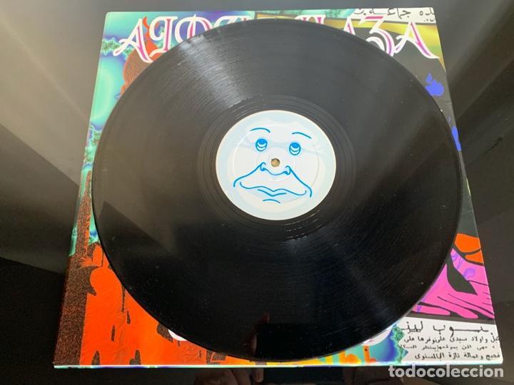 Discos de vinilo: Aldus Haza – Oasis 1994 - Foto 2 - 202832042