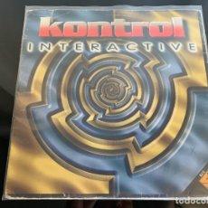 Discos de vinilo: KONTROL – INTERACTIVE 1997. Lote 202832165